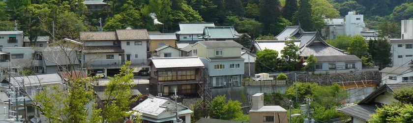 日本の名湯百選